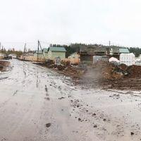 """Строительство поселка """"Новое Моховое"""" в Белоомуте, Белоомут"""