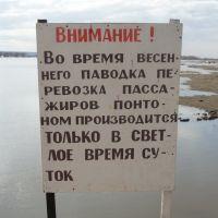 ВНИМАНИЕ!, Белоомут