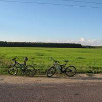 Велопросторы, Белые Столбы