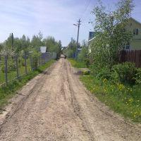 коттеджный поселок в Шебанцево, Белые Столбы