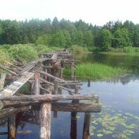 Раньше здесь был мост, Бородино