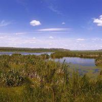 Разлив реки, Бородино