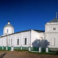 Дмитровский погост. Церковь Димитрия Солунского, Бородино