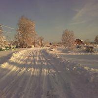 Пронино 1-12-2007, Бородино