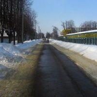 ул.Московская, Бронницы