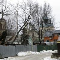 Церковь Владимирской иконы Божией Матери, Быково