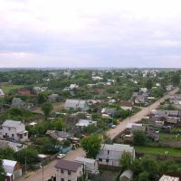 panorama Bykovo, Быково