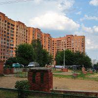 Новый дом в Жуковском, Быково