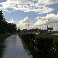 После дождя. Жуковский, Быково