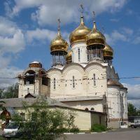 Церковь Преображения Господня, Быково