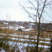 Недолетел 200 метров до ВПП (1984), Быково