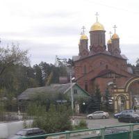 Храм Пресвятой Богородицы в Ильинке, Быково