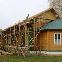 Храм Александра Невского, Вербилки