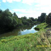 Река Дубна. м, Вербилки
