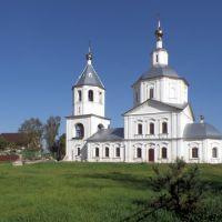 Богоявленская церковь, что в Заречье, Верея
