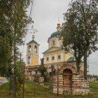 Церковь Константина и Елены 1798 г., Верея