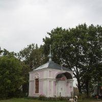 Часовня Параскевы (Пятницы). Построена во 2-й пол. XIX в, Верея