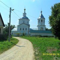 Храм Богоявления (Верея). м, Верея