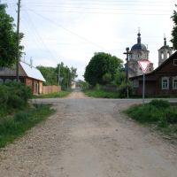 Спартаковская улица, Верея