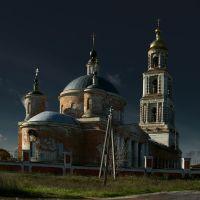Ильинский Погост. Церковь Воскресения Христова, Внуково