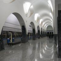 Volokolamskaia undegraund station 1, Вождь Пролетариата