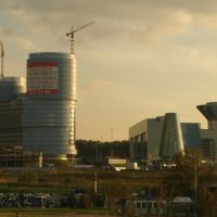 Резиденция Громова. Московия-Сити, Вождь Пролетариата