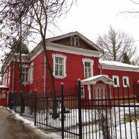 12 Panfilov St., Волоколамск