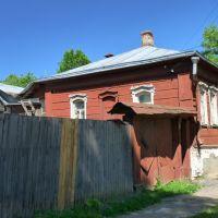 Старый дом, старые ворота., Волоколамск