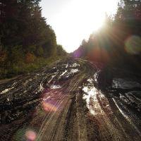 Roads..., Вороново