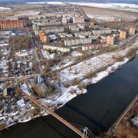 Новлянск весной 200м, Воскресенск