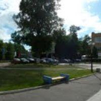 Площадь, панорама, Воскресенск