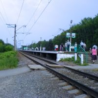 Платформа Григорово, Восточный