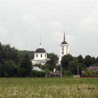 Церковь Покрова Пресвятой Богородицы в Буняково, Востряково