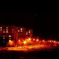 Ночь, Востряково