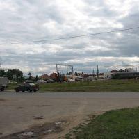 Станция Взлётная, Востряково