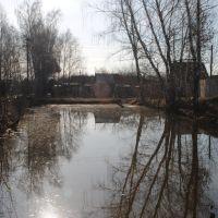 пруд, Востряково