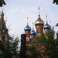 "Храм ""Неопалимая купина"" в пос. Востряково, Востряково"