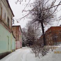 Lenin St., Высоковск