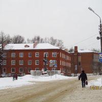 City centre, Высоковск