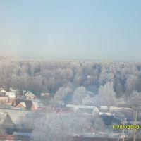 Мороз и солнце!!!, Высоковск
