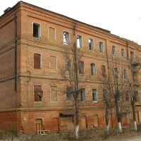 Высоковск. Улица Ленина. Брошенная казарма (вторая половина XIX в., Высоковск