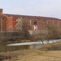 Высоковск. Прядильно-ткацкая фабрика (вторая половина XIX в., Высоковск