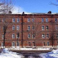 Рабочие казармы в Высоковске, Высоковск