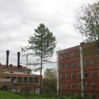 корпус фабрики, Высоковск