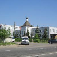 Пограничный госпиталь / Hospital of frontier Troops, Голицино