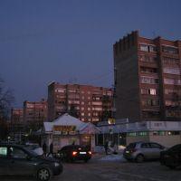 Дома по Можайскому шоссе  /  Houses for Mozhayskoe highway, Голицино
