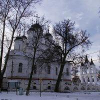Церковь Спаса Преображения, Голицино