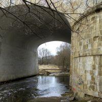 Мост через Вяземку. 1820г., Голицино