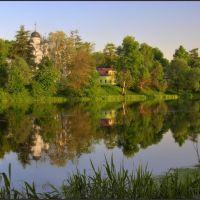 Усадьба в Голицино - Golitsino mansion, Голицино