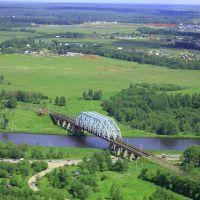 Мост через канал им.Москвы, Деденево